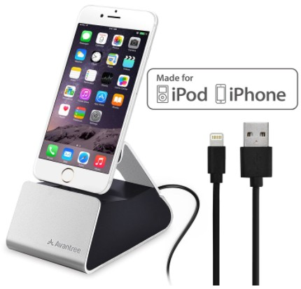 Station de charge pour iPhone AvanTree